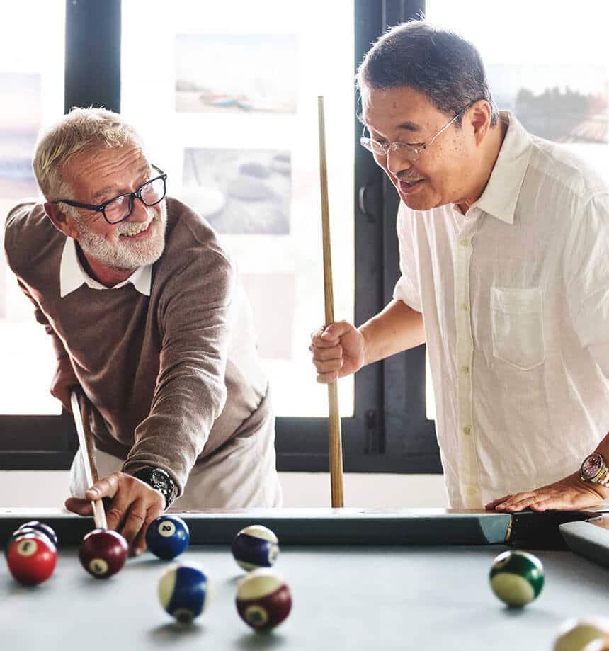 manufactured retirement home community tempe az
